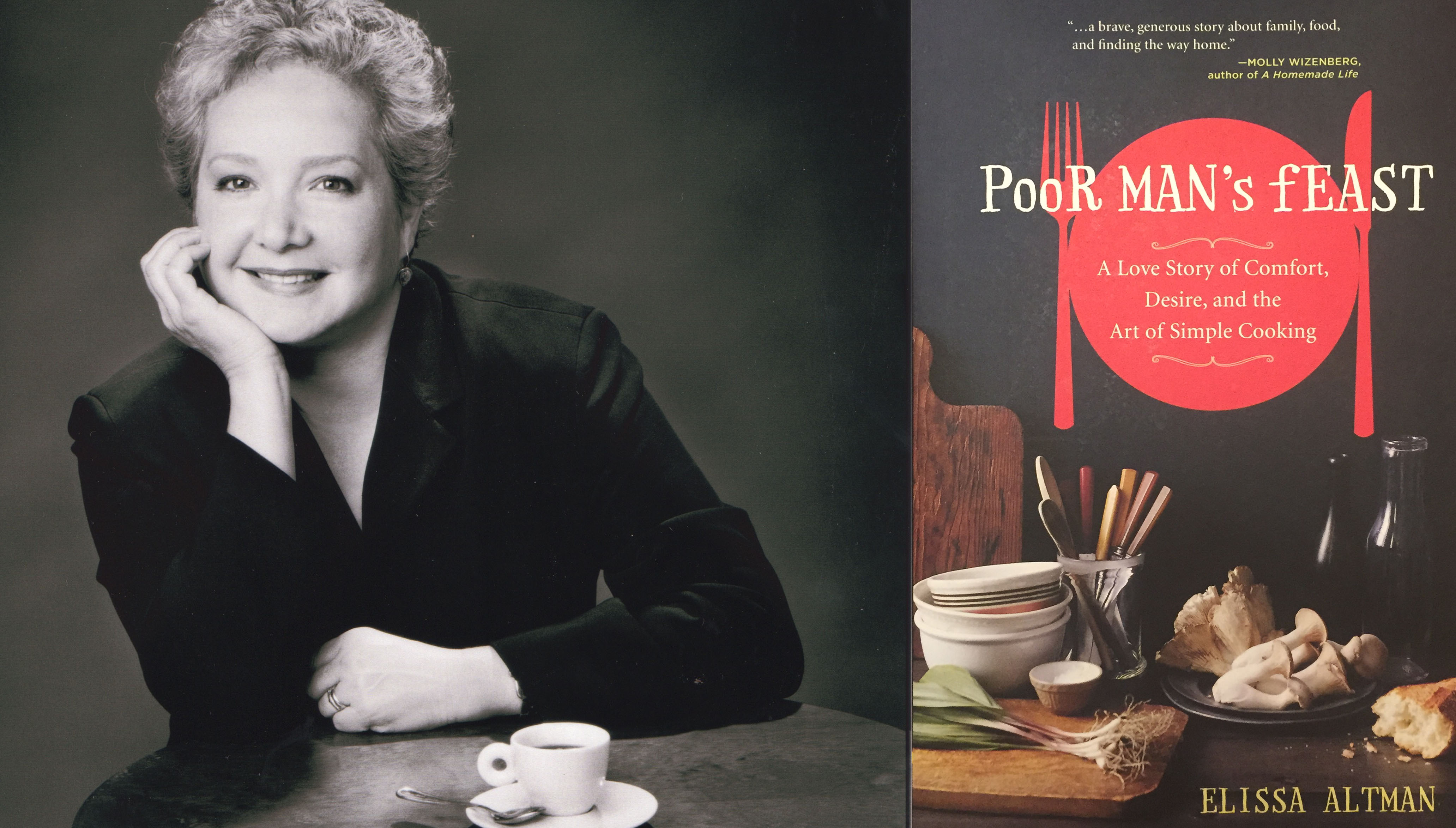 Book group poor mans feast by elissa altman slow food russian river poor mans feast a love story of comfort desire and the art of the slow food russian river book forumfinder Image collections