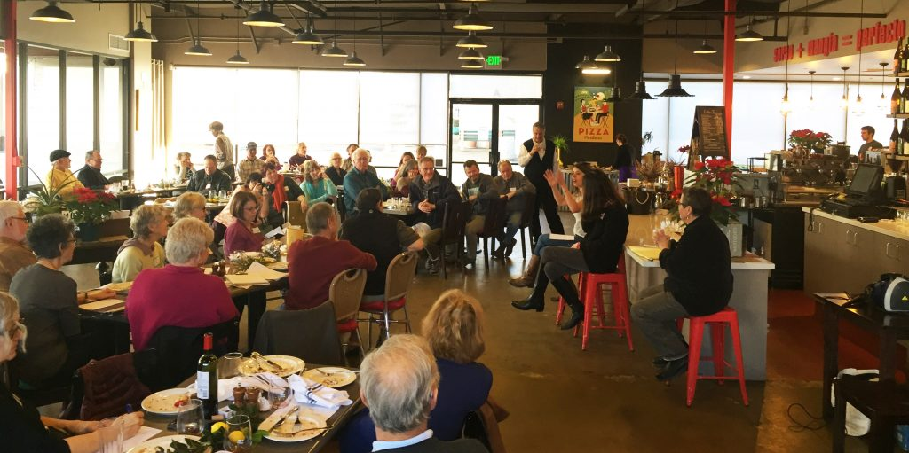 Having a yearly General Membership Meeting is a requirement of the Constitution of Slow Food Russian River.