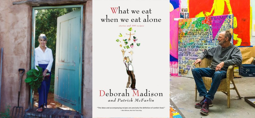 Slow Food Russian River Book Group discusses What we eat when we eat alone, by Deborah Madison and Patrick McFarlin
