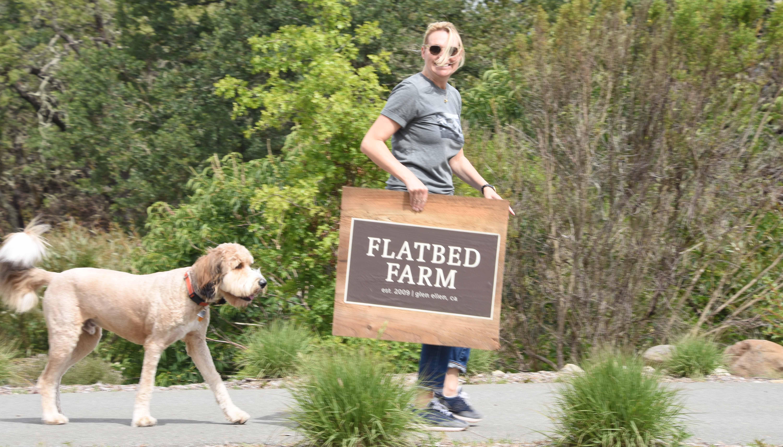Flatbed Farm Bounces Back After Fires