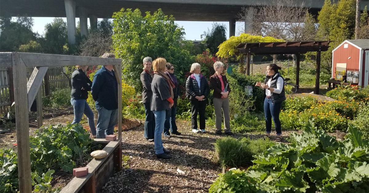Slow Food California 2018 Leaders Meeting
